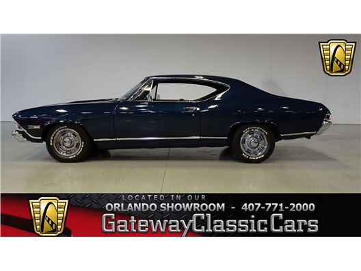 1968 Chevrolet Chevelle for sale in Lake Mary, Florida 32746