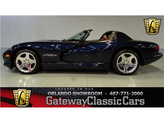 2001 Dodge Viper for sale in Lake Mary, Florida 32746