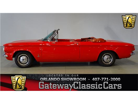 1963 Chevrolet Corvair for sale in Lake Mary, Florida 32746