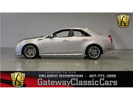 2009 Cadillac CTS-V for sale in Lake Mary, Florida 32746