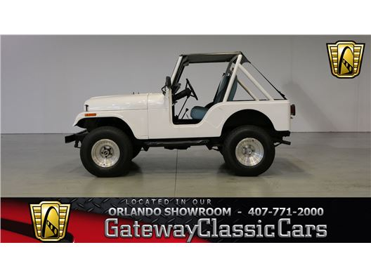 1983 Jeep CJ-5 for sale in Lake Mary, Florida 32746