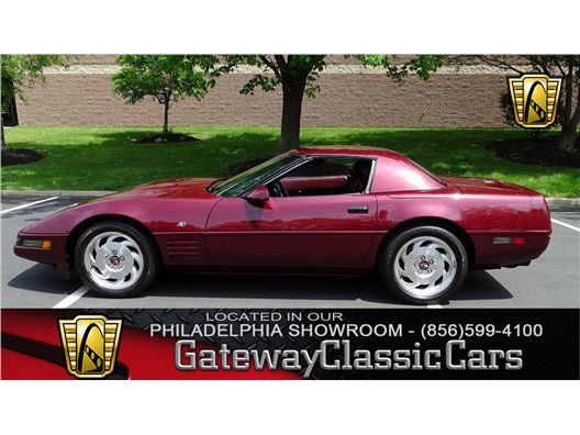 1993 Chevrolet Corvette for sale in West Deptford, New Jersey 8066