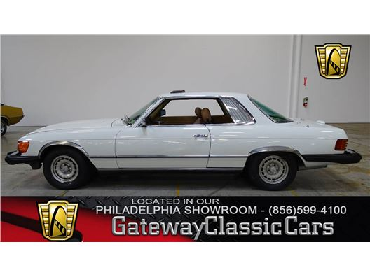 1980 Mercedes-Benz 450SLC for sale in West Deptford, New Jersey 8066