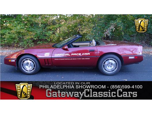 1986 Chevrolet Corvette for sale in West Deptford, New Jersey 8066