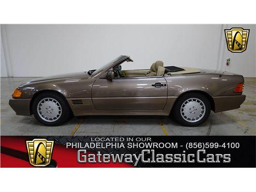 1991 Mercedes-Benz 500SL for sale in West Deptford, New Jersey 8066