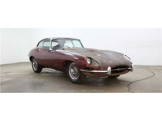1967 Jaguar XKE FHC for sale in Los Angeles, California 90063