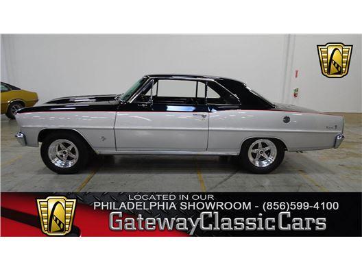 1966 Chevrolet Nova for sale in West Deptford, New Jersey 8066