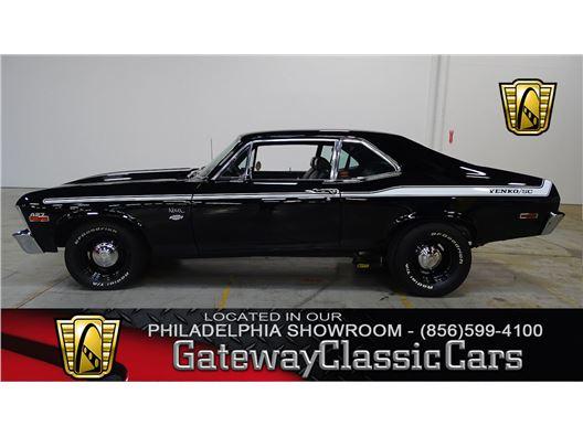 1971 Chevrolet Nova for sale in West Deptford, New Jersey 8066