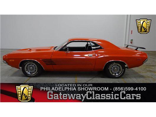 1972 Dodge Challenger for sale in West Deptford, New Jersey 8066