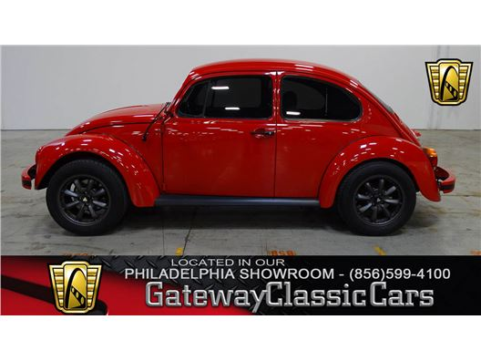 1998 Volkswagen Beetle for sale in West Deptford, New Jersey 8066