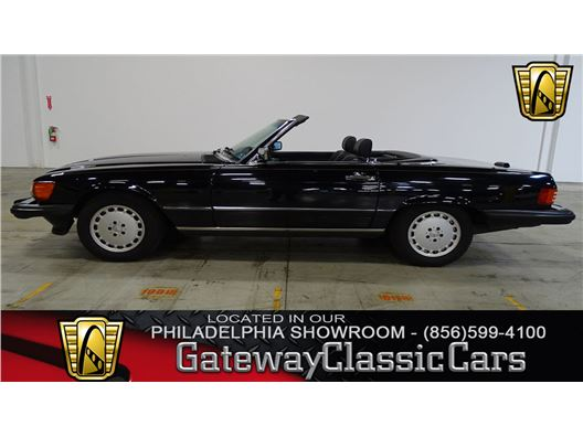1989 Mercedes-Benz 560 SL for sale in West Deptford, New Jersey 8066