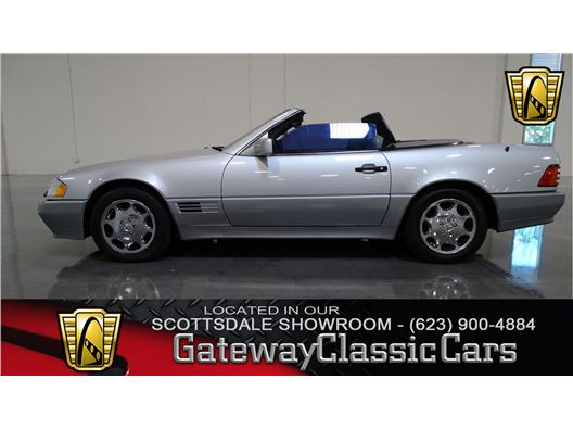 1995 Mercedes-Benz SL 500 for sale in Phoenix, Arizona 85027