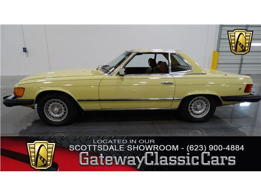 1979 Mercedes-Benz 450SL for sale in Deer Valley, Arizona 85027