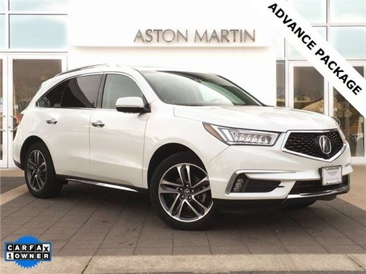 2017 Acura MDX for sale in Downers Grove, Illinois 60515