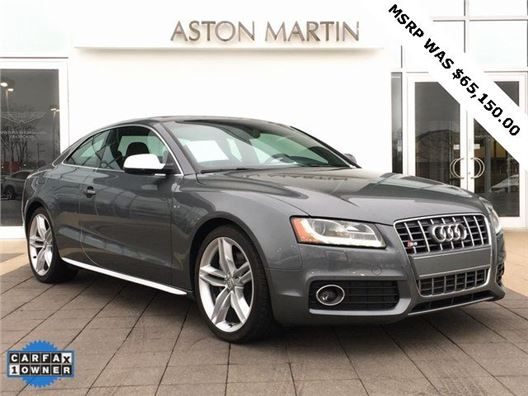 2012 Audi S5 for sale in Downers Grove, Illinois 60515