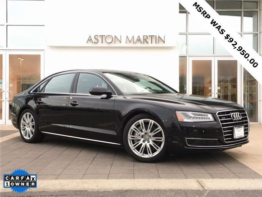 2015 Audi A8 for sale in Downers Grove, Illinois 60515