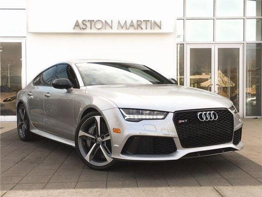 2016 Audi RS 7 for sale in Downers Grove, Illinois 60515