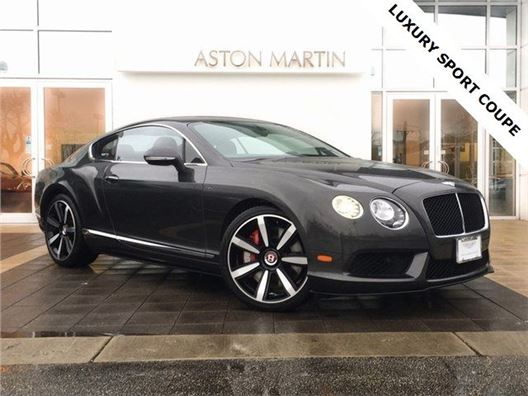 2014 Bentley Continental GT for sale in Downers Grove, Illinois 60515
