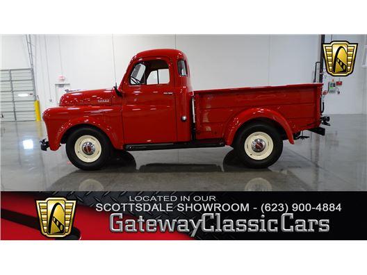 1949 Dodge B1 Truck for sale in Deer Valley, Arizona 85027