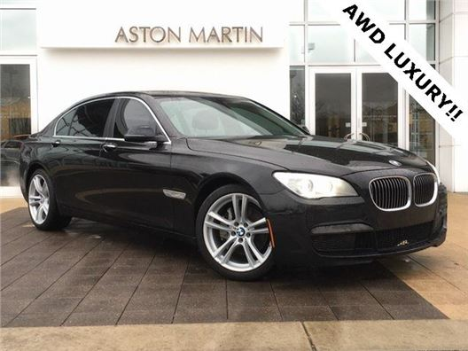2014 BMW 7 Series for sale in Downers Grove, Illinois 60515