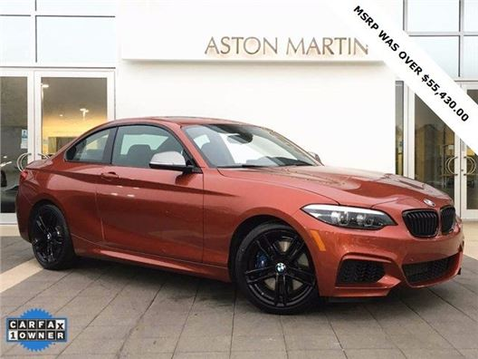 2018 BMW 2 Series for sale in Downers Grove, Illinois 60515