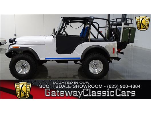 1979 Jeep CJ5 for sale in Deer Valley, Arizona 85027