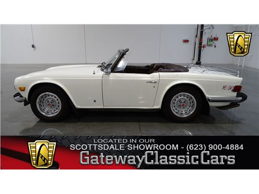 1974 Triumph TR6 for sale in Deer Valley, Arizona 85027