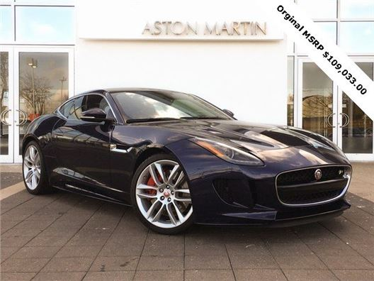 2016 Jaguar F-TYPE for sale in Downers Grove, Illinois 60515