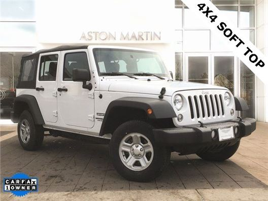 2015 Jeep Wrangler for sale in Downers Grove, Illinois 60515