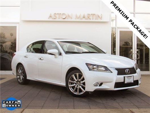 2015 Lexus GS for sale in Downers Grove, Illinois 60515