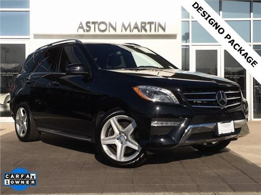 2014 Mercedes-Benz M-Class for sale in Downers Grove, Illinois 60515