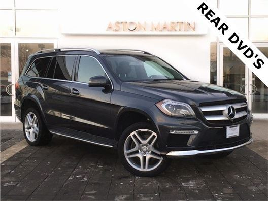 2014 Mercedes-Benz GL-Class for sale in Downers Grove, Illinois 60515