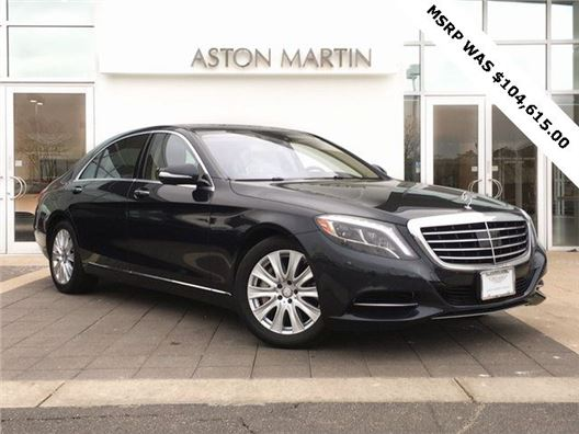 2014 Mercedes-Benz S-Class for sale in Downers Grove, Illinois 60515