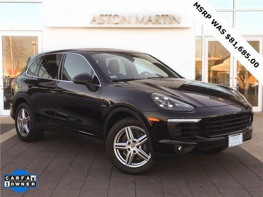 2015 Porsche Cayenne for sale in Downers Grove, Illinois 60515