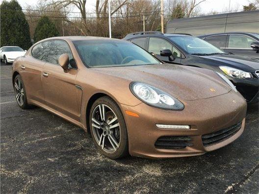 2014 Porsche Panamera for sale in Downers Grove, Illinois 60515