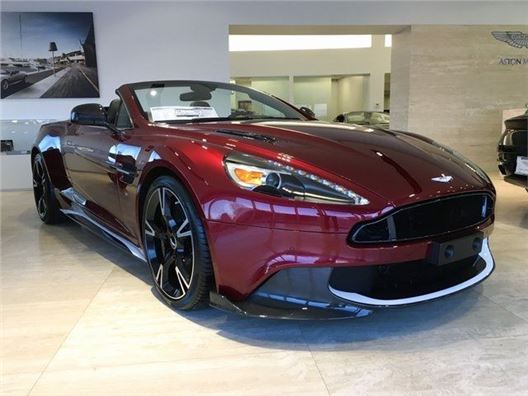 2018 Aston Martin Vanquish S for sale in Downers Grove, Illinois 60515