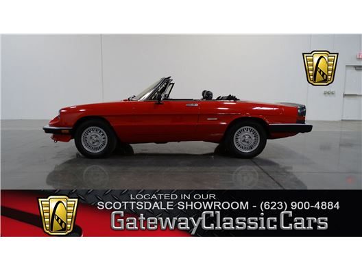 1989 Alfa Romeo Spider for sale in Deer Valley, Arizona 85027