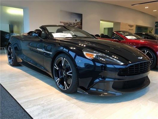 2018 Aston Martin Vanquish for sale in Downers Grove, Illinois 60515