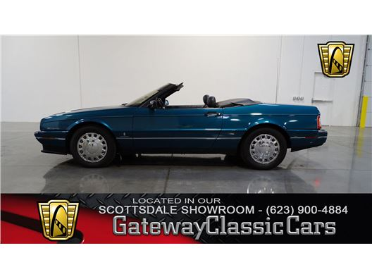 1993 Cadillac Allante for sale in Phoenix, Arizona 85027