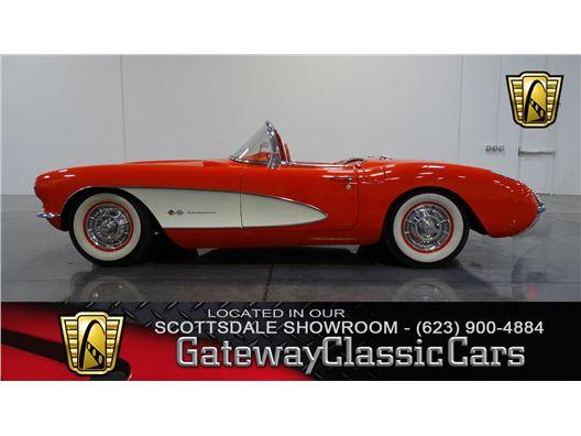 1957 Chevrolet Corvette for sale in Deer Valley, Arizona 85027