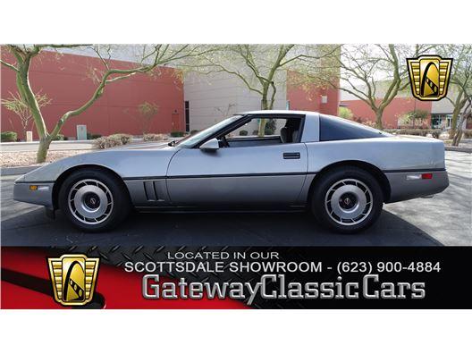 1985 Chevrolet Corvette for sale in Deer Valley, Arizona 85027