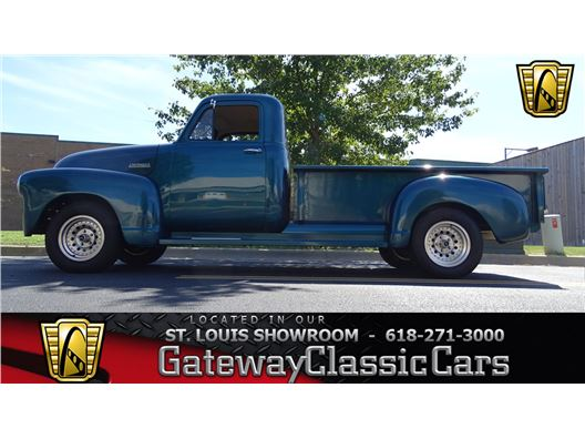 1952 Chevrolet Pickup for sale in OFallon, Illinois 62269
