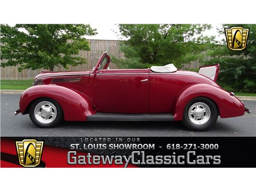 1938 Ford Cabriolet for sale in OFallon, Illinois 62269