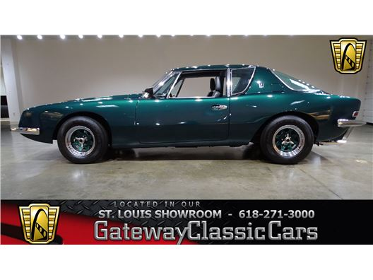 1963 Studebaker Avanti for sale in OFallon, Illinois 62269