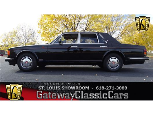 1989 Bentley Turbo-R for sale in OFallon, Illinois 62269
