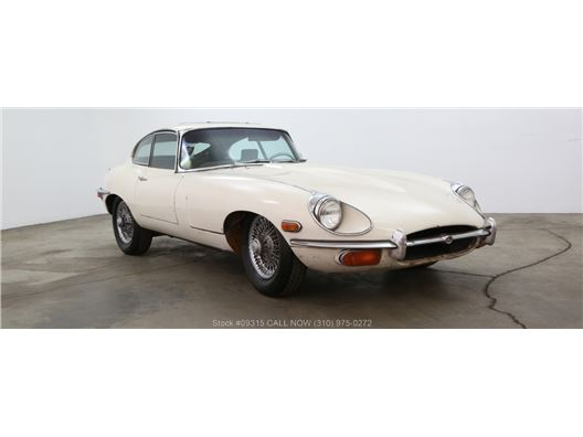 1970 Jaguar XKE Fixed Head Coupe for sale in Los Angeles, California 90063