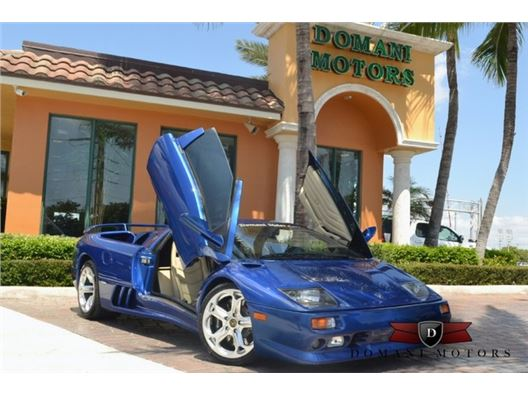 1999 Lamborghini Diablo VT for sale in Deerfield Beach, Florida 33441