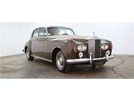1965 Rolls-Royce Silver Cloud III LHD for sale in Los Angeles, California 90063