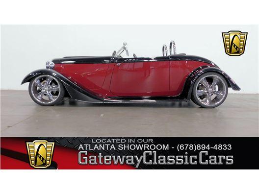 1933 Ford Roadster for sale in Alpharetta, Georgia 30005