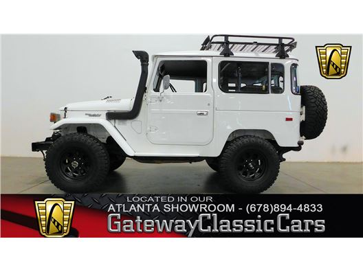 1978 Toyota FJ40 for sale in Alpharetta, Georgia 30005